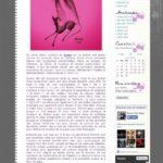 Chronique de shara dans Rebel Girl Diary - février 2014
