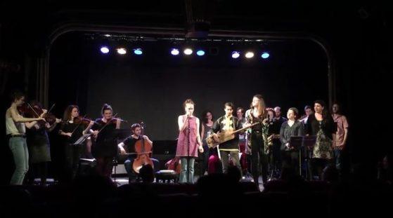 Rivkah - Hola - live Ciné 13
