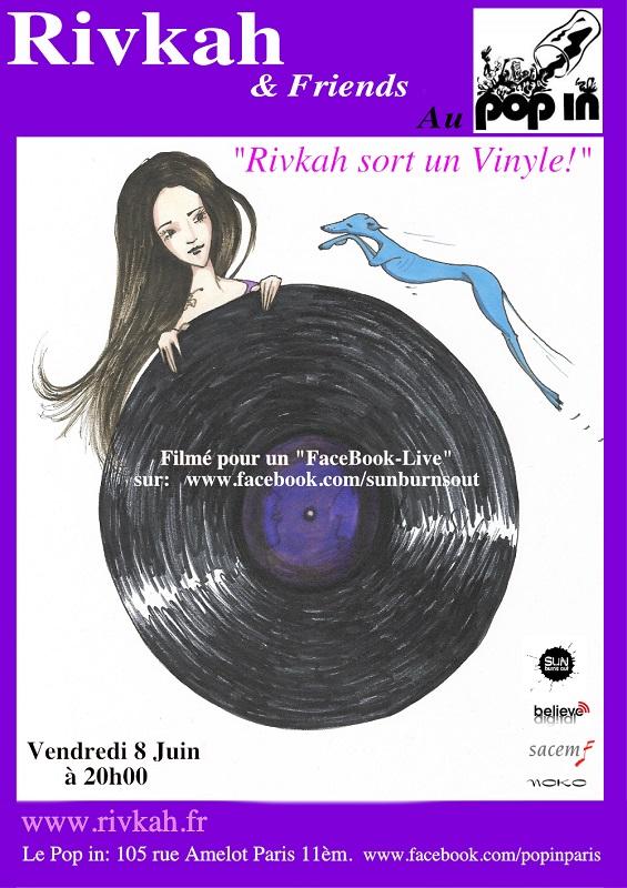 Rivkah Pop In 2018