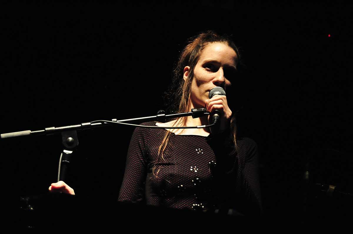 Rivkah en concert